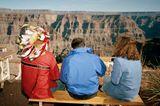 Martin Parr / The Grand Canyon, Arizona, USA, 1994