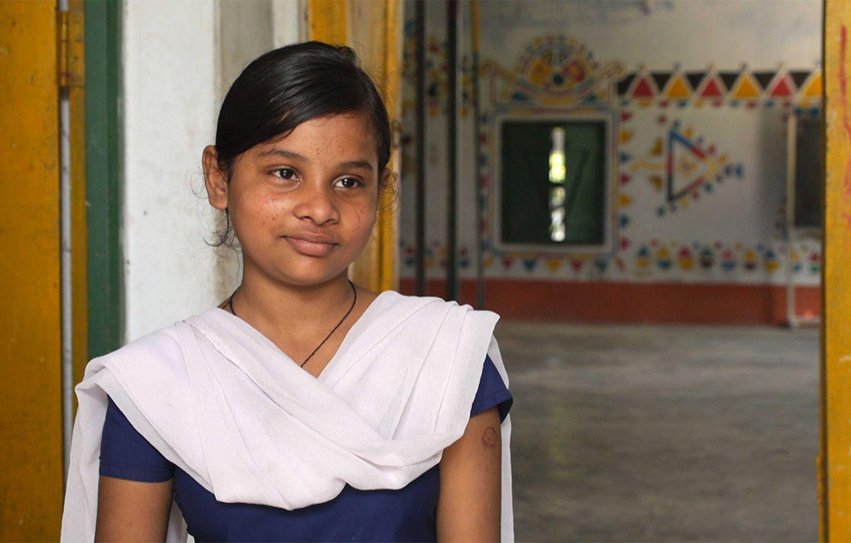 Sanjana aus Indien