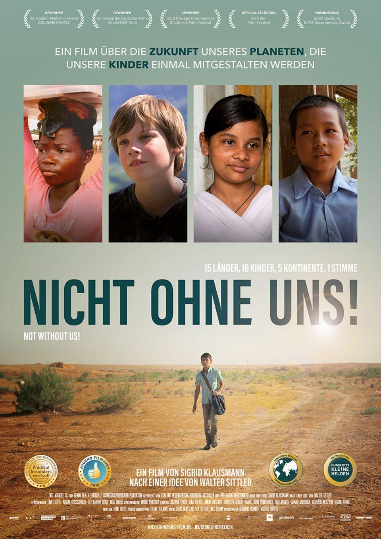 """Plakat zum Kinostart von """"Nicht ohne uns"""""""