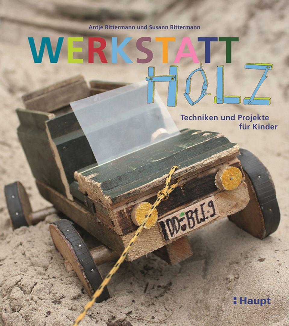 Werkstatt Holz - Cover, Hauptverlag