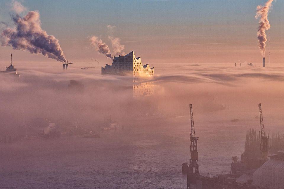 Elbphilharmonie fotografiert von Andreas Vollmann