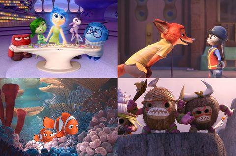 Disney Filme im Quiz