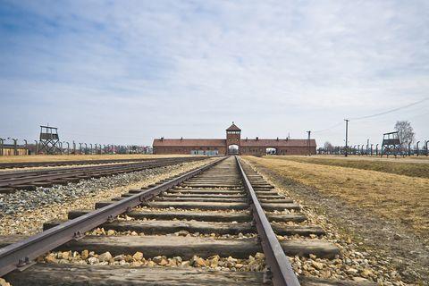 Deportation zum Vernichtungslager