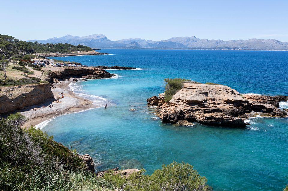 Bucht von Pollenca, Mallorca