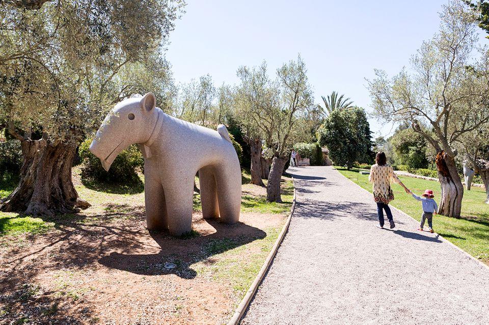 Skulpturengarten, Mallorca