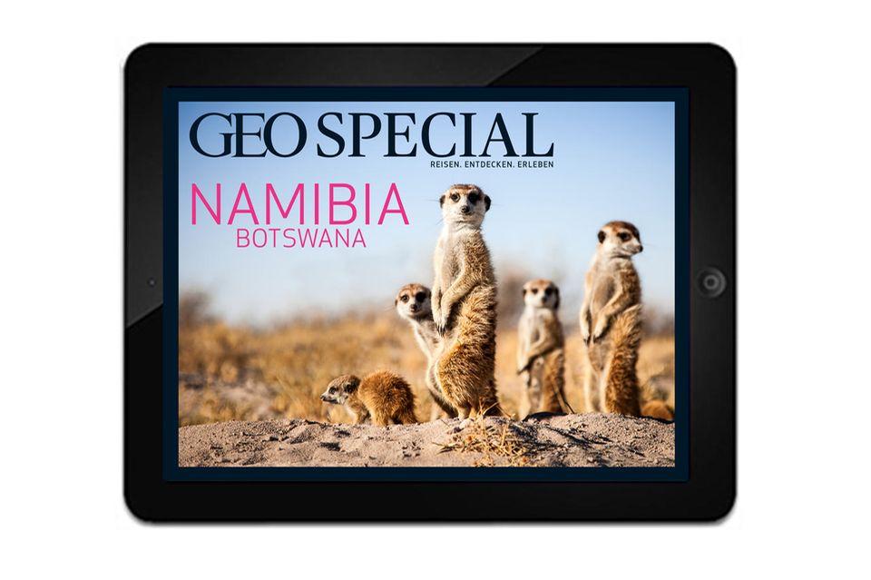GEO Special - Namibia, Botswana