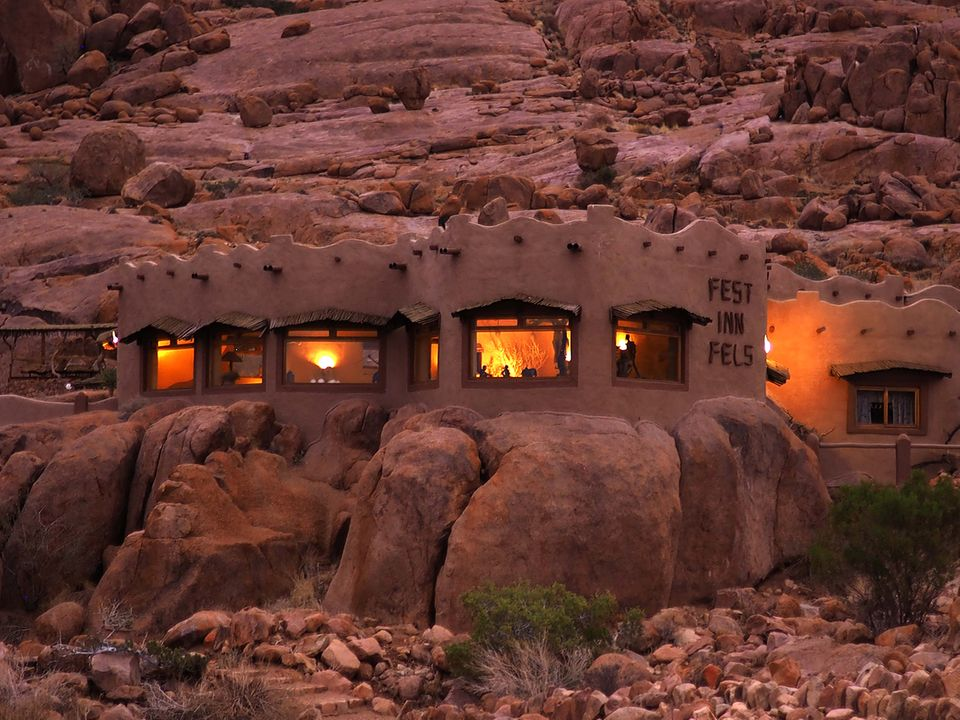Fest Inn Fels Lodge, Namibia