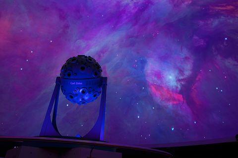 Zeiss Planetarium in Jena