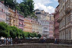 Karlsbad in Tschechien