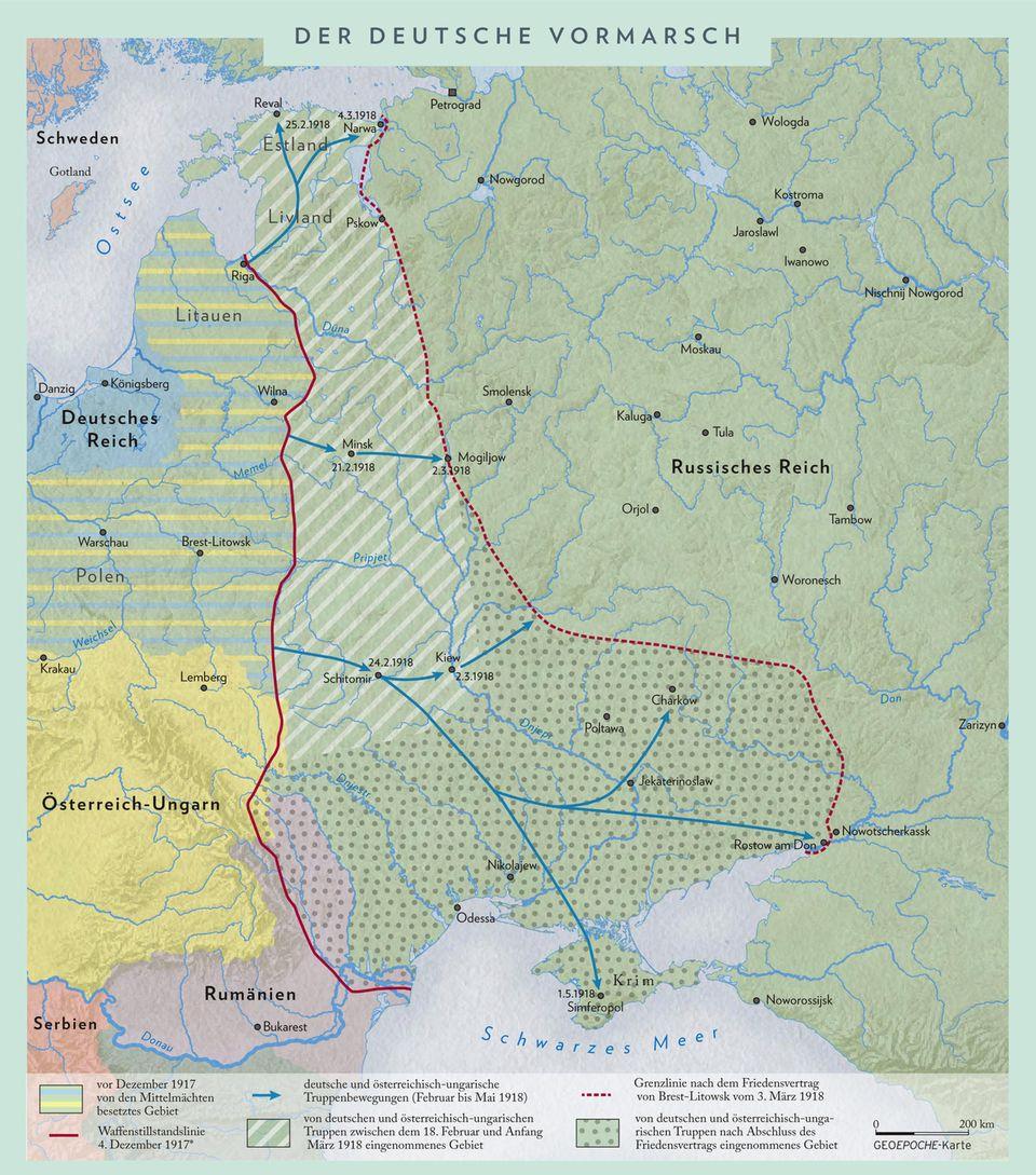 GEO EPOCHE Karte