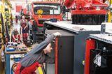 Feuerwehrauto Bau