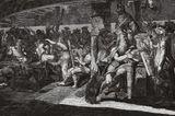 DIE WIKINGER SEHNEN SICH NACH EINEM FORTLEBEN IM KRIEGERPARADIES WALHALL, DER »HALLE DER GEFALLENEN«
