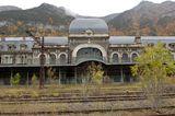 Bahnhof Canfranc