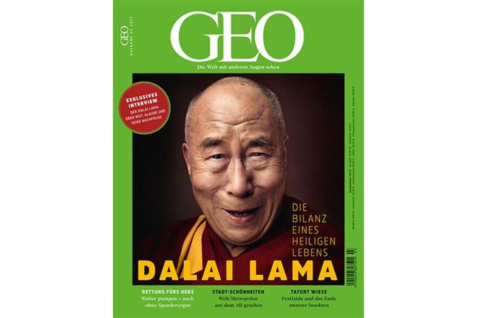 GEO Nr. 03/2017 - Dalai Lama