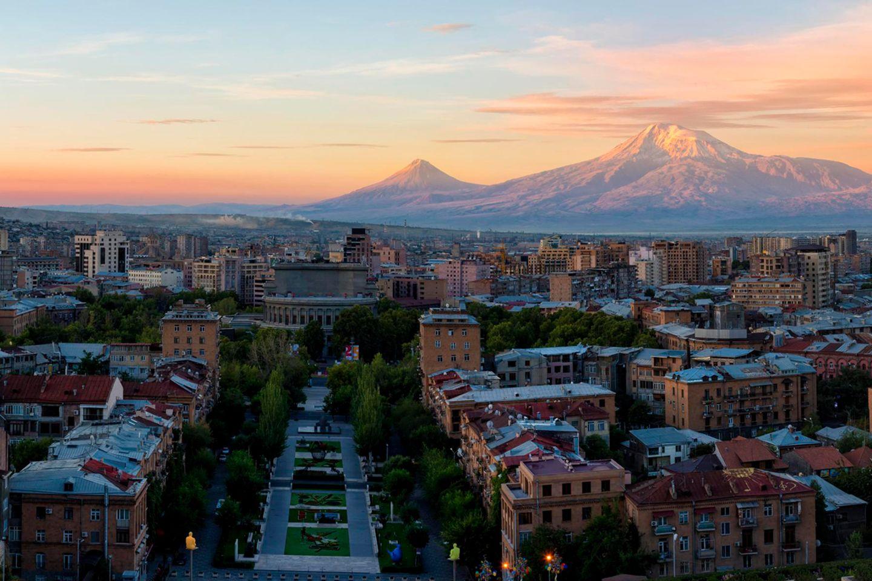 Armenien, Eriwan