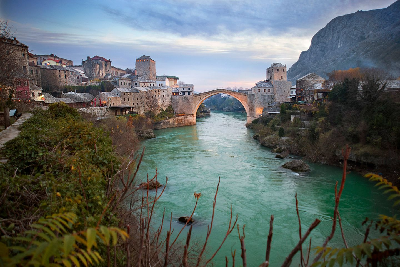 Bosnien, Mostar