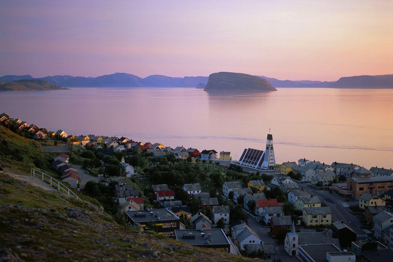 Norwegen, Hammerfest