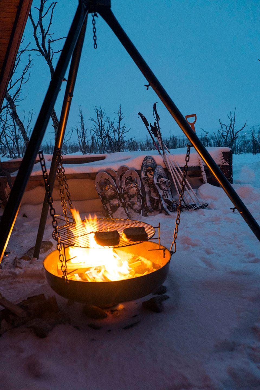 Picknick in Finnland