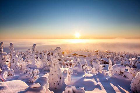 Lappland, Foto von Visit Finnland
