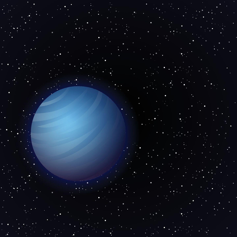 Die Venus, der blaue Planet