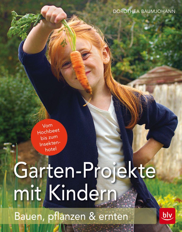 Garten-Projekte mit Kindern Cover