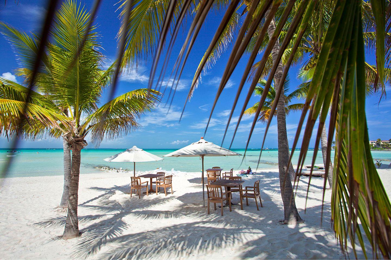 Playa Norte in Mexiko