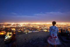 Ciudad Juarez,  Rio Grande, Mexiko