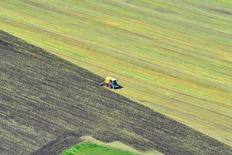 Der Einsatz von Düngemitteln in der Landwirtschaft