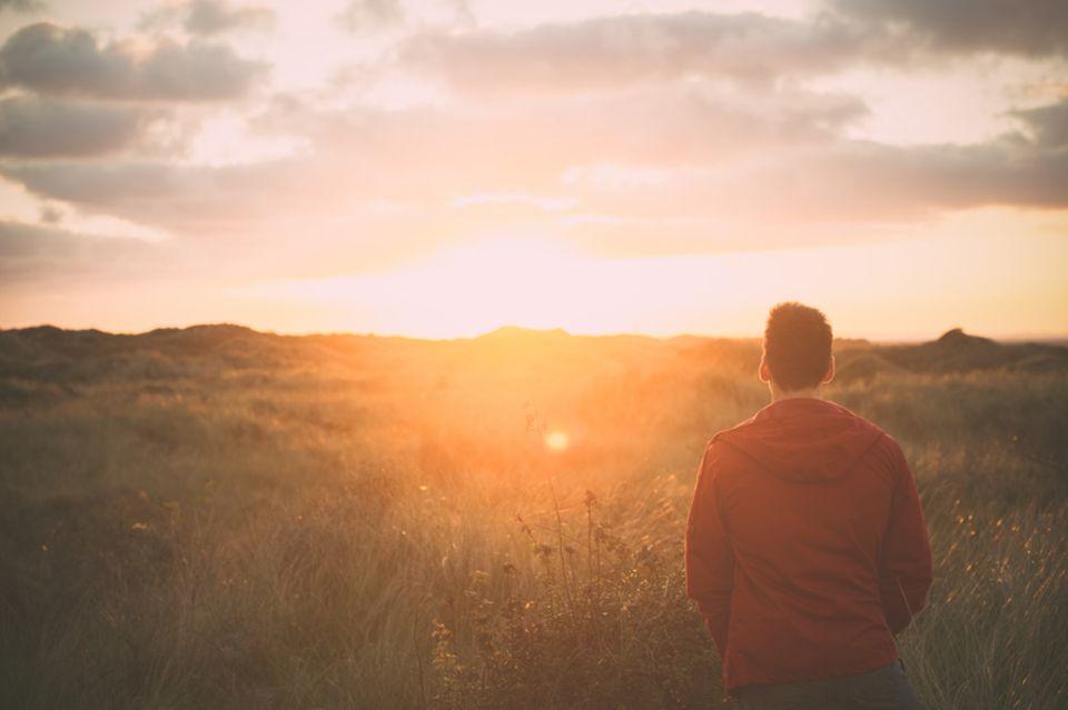 Lebensglück: Zwei Wege zu mehr Zufriedenheit