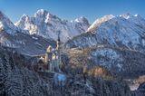 Bayrische Alpen