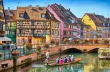 Frankreich, Colmar