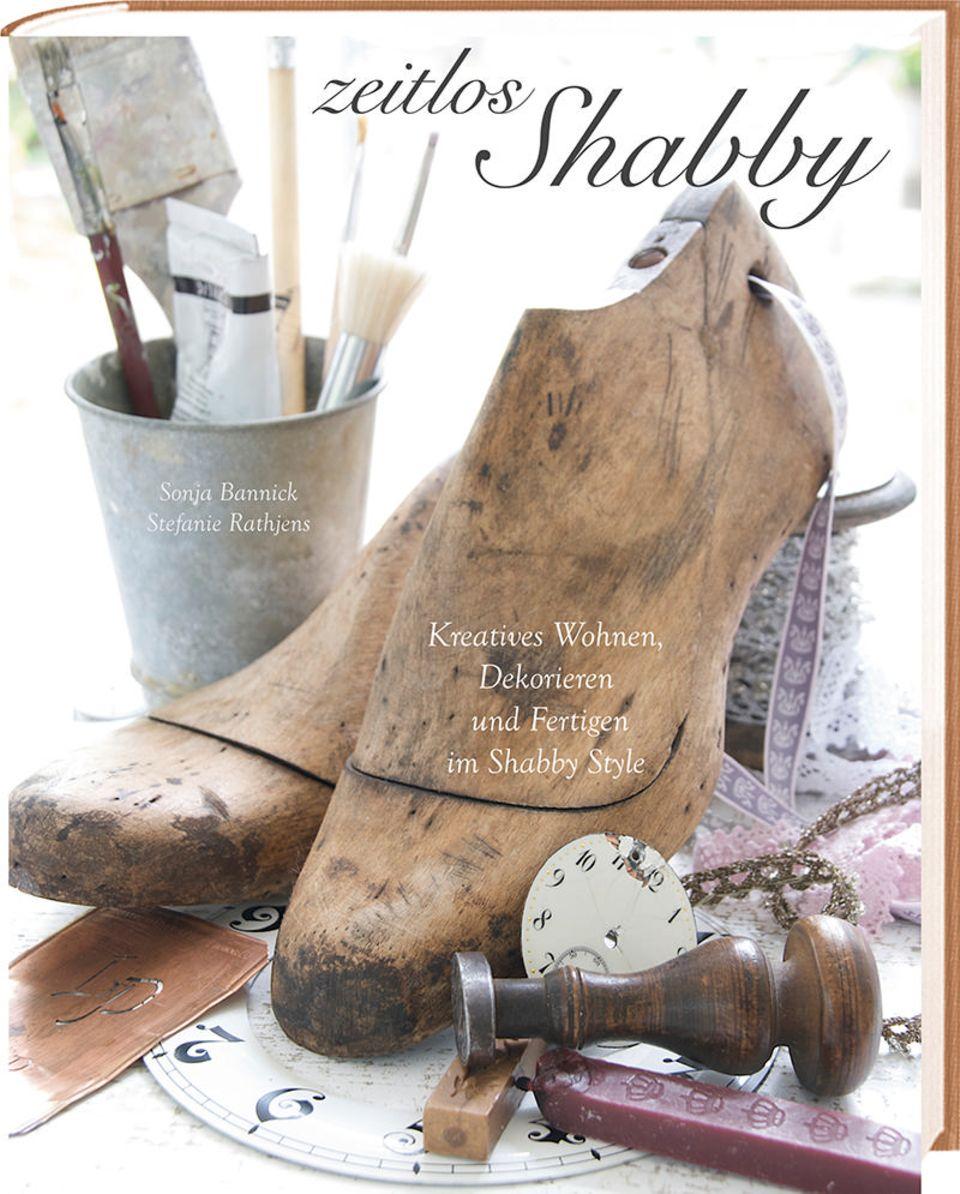 Cover Zeitlos Shabby