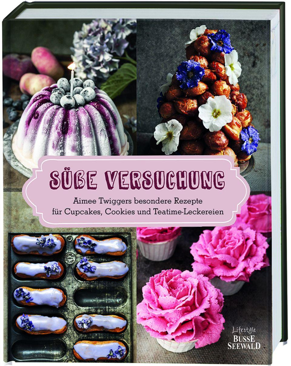 Süße Versuchung - Buch Cover