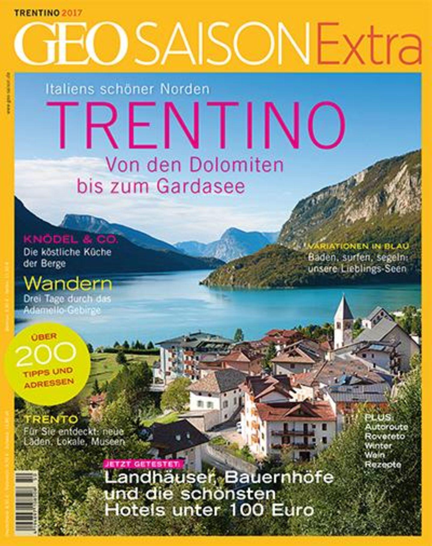 GEO Saison Extra - Trentino