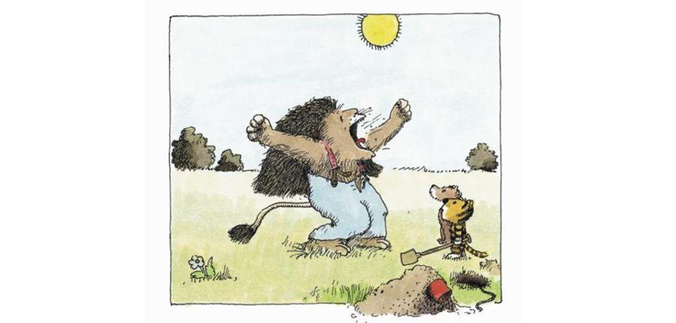 Janosch Löwe, Tiger und Bär