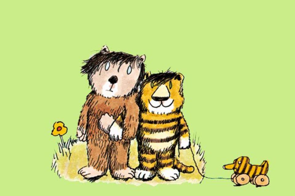 Tiger, Bär und Tigerente