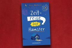 Zeitreise mit Hamster - Cover