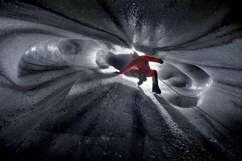 Tor in der Tiefe