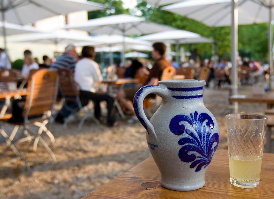 Apfelwein in Frankfurt