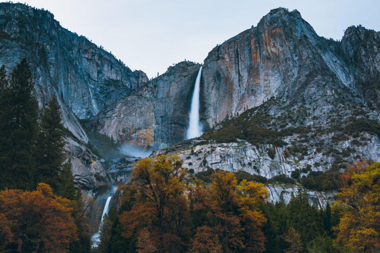 Die Yosemite-Falls