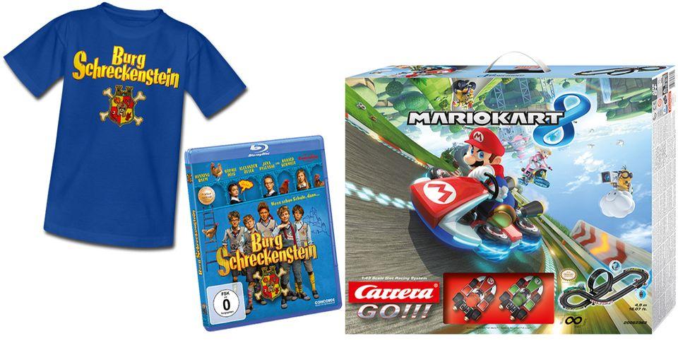 Mario Kart Carrera