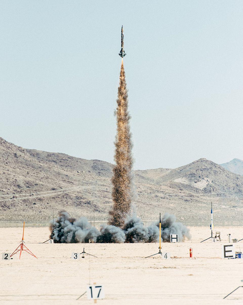 Raketenbastler