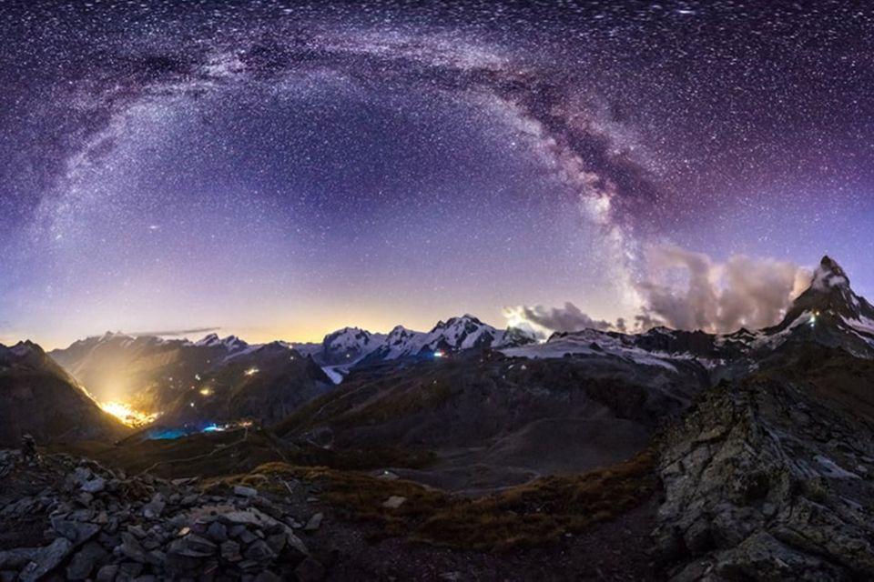 Die Schweiz in 360-Grad