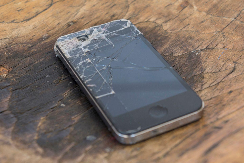 Smartphone, Schrott