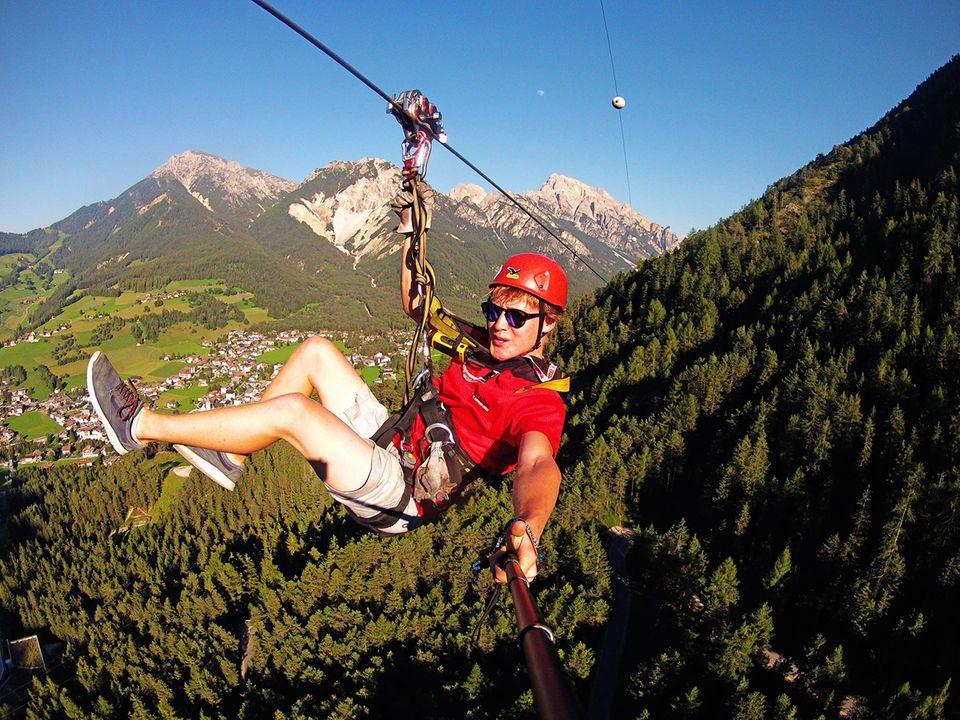 Zipline Südtirol