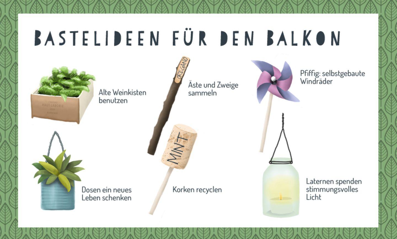 Tipps für den grünen Balkon