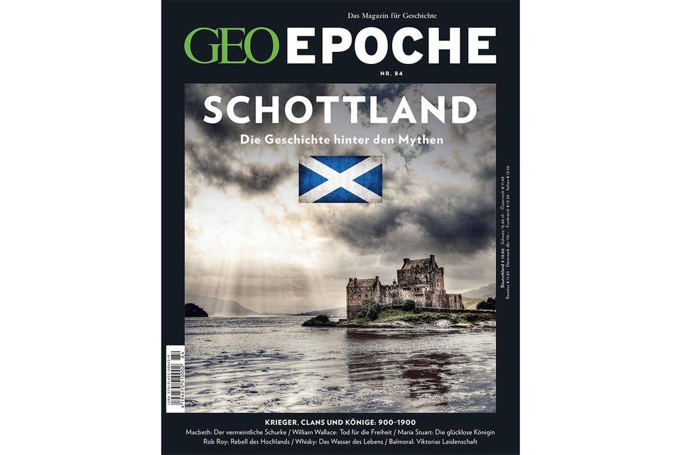 GEO EPOCHE Nr. 84: GEO EPOCHE Nr. 84 Schottland