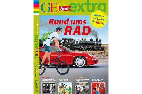 GEOlino Extra - Rund ums Rad