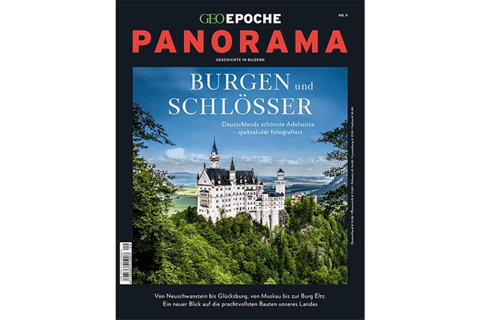 GEO EPOCHE PANORAMA NR. 9 : GEO EPOCHE PANORAMA - Burgen und Schlösser