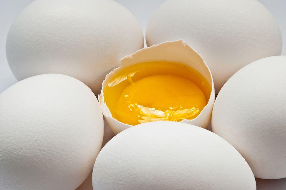 Eigelb - das Gelbe vom Ei